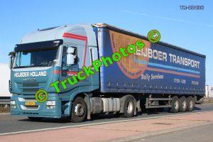 TR-00436 Iveco  Reg:- 53BDB2 Op:- Heijboer Transport