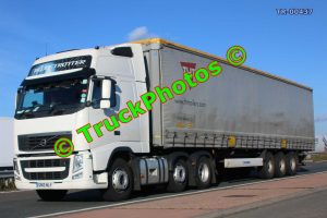 TR-00437 Volvo FH Reg:- GN13NLY Op:- THT