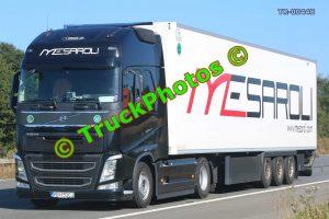 TR-00448 Volvo FH Reg:- PE153CJ Op:- Mesaroli