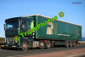 TR-00455 Renault  Reg:- FJ07VTD Op:- RH European Freight Network