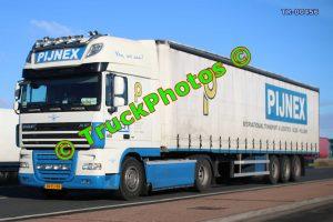 TR-00456 DAF XF Reg:- BVPJ09 Op:- Pijnex