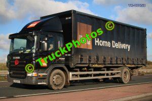 TR-00458 Scania P230 Reg:- EY10OXZ Op:- B&Q