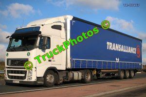 TR-00467 Volvo FH Reg:- DB14ATL Op:- Transalliance