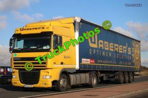 TR-00468 DAF XF Reg:- MGW066 Op:- Waberer's