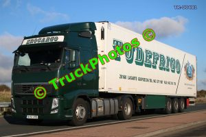 TR-00481 Volvo FH Reg:- B52URB Op:- Tudefrigo