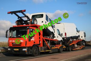 TR-00487 Iveco EuroCargo Reg:- 89BGG5 Op:- De Rooy
