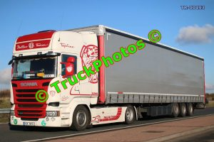 TR-00493 Scania R410 Reg:- 4AH9610 Op:- Pallas