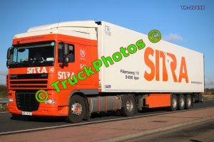 TR-00498 DAF XF Reg:- WZ2439G Op:- Sitra