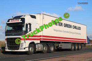 TR-00500 Volvo FH Reg:- WU63RVY Op:- Peter Green