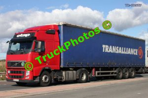 TR-00507 Volvo FH Reg:- B133ETP Op:- Transalliance