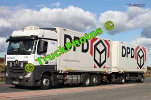 TR-00508 Mercedes Actros Reg:- ABAS861 Op:- DPD