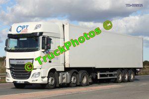 TR-00512 DAF XF Reg:- FJ64VKS Op:- CPT Distribution