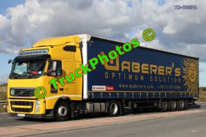 TR-00521 Volvo FH Reg:- MLF461 Op:- Waberer's