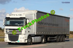 TR-00525 DAF XF Reg:- CEDE704 Op:- Wieland