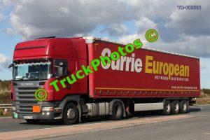TR-00526 Scania R420 Reg:- CHR794 Op:- Currie European