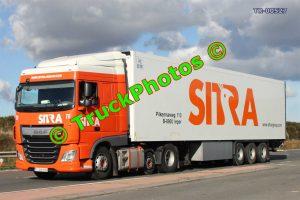 TR-00527 DAF XF Reg:- 1JUA810 Op:- Sitra