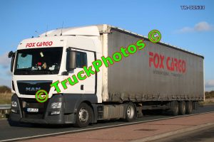 TR-00533 MAN  Reg:- 4AR2725 Op:- Fox Cargo