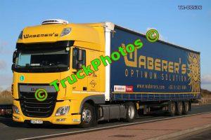 TR-00536 DAF XF Reg:- NAZ585 Op:- Waberer's