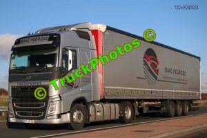 TR-00545 Volvo FH Reg:- 93ON59 Op:- Isaac Pedroso