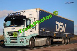 TR-00549 Iveco Stralis Reg:- 07TN479 Op:- DSV