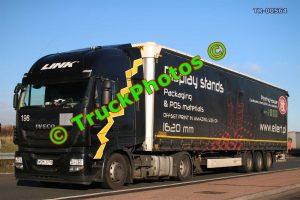TR-00564 Iveco Stralis Reg:- WGM37P8 Op:- ellert