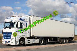 TR-00567 Mercedes Actros Reg:- 132MH181 Op:- Dixon