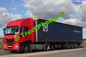 TR-00569 Iveco Stralis Reg:- PB9402KH Op:- TIP Europe