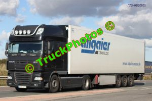 TR-00578 DAF XF Reg:- FTN211 Op:- Allgaier