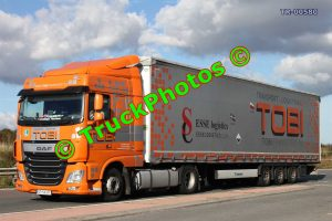 TR-00580 DAF XF Reg:- ST5637F Op:- Tobi Transport