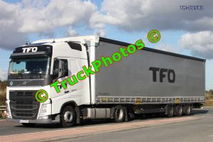TR-00581 Volvo FH Reg:- MYD854 Op:- TFO
