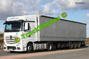 TR-00591 Mercedes Actros Reg:- SV72COM Op:- Comilga