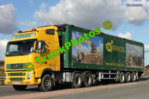 TR-00598 Volvo FH Reg:- GLO7OFS Op:- TW Services