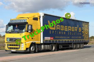 TR-00601 Volvo FH Reg:- MJX968 Op:- Waberer's