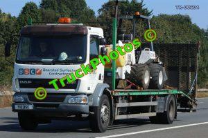 TR-00604 DAF LF Reg:- T10BSC Op:- BSC