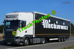 TR-00608 Scania R450 Reg:- WPR1015M Op:- Mickiewicz
