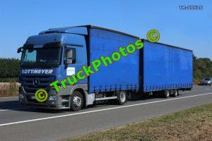 TR-00610 Mercedes Actros Reg:- MIKS1034 Op:- Kottmeyer