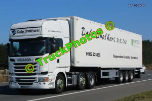 TR-00630 Scania R450 Reg:- WN65CFP Op:- Dale Brothers
