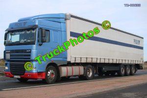 TR-00633 DAF XF Reg:- GST35059 Op:- Probe
