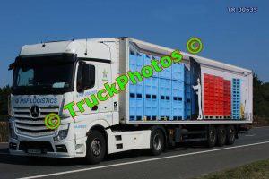 TR-00635 Mercedes Actros Reg:- CNAHM17 Op:- HSF Logistics