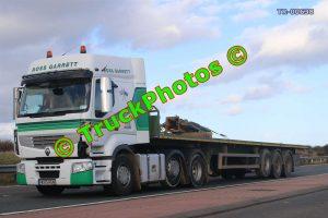 TR-00638 Renault  Reg:- WX13HSN Op:- Ross Garrett