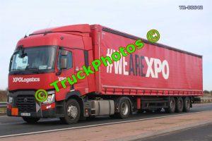 TR-00642 Renault  Reg:- DV974RG Op:- XPO Logistics