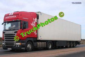 TR-00652 Scania R410 Reg:- PO9J164 Op:- Dostawca