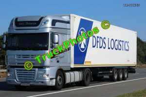 TR-00653 DAF XF Reg:- SV94ATC Op:- DFDS Logistics