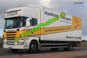 TR-00656 Scania R310 Reg:- MX58ULK Op:- Hadfields Transport