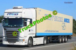 TR-00664 Scania R450 Reg:- VZ460MH Op:- Nagel