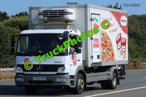 TR-00675 Mercedes Ateco Reg:- EU08DVB Op:- Pizza GoGo