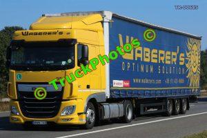 TR-00685 DAF XF Reg:- MWW149 Op:- Waberer's