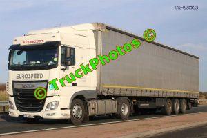 TR-00686 DAF XF Reg:- CB8408AM Op:- Eurospeed