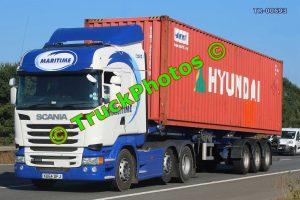 TR-00693 Scania R450 Reg:- KU64DFJ Op:- Hyundai