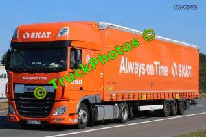 TR-00702 DAF XF Reg:- WGM00780 Op:- SKAT